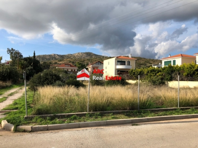 (For Sale) Land Plot || East Attica/ Lavreotiki - 1.100 Sq.m, 320.000€