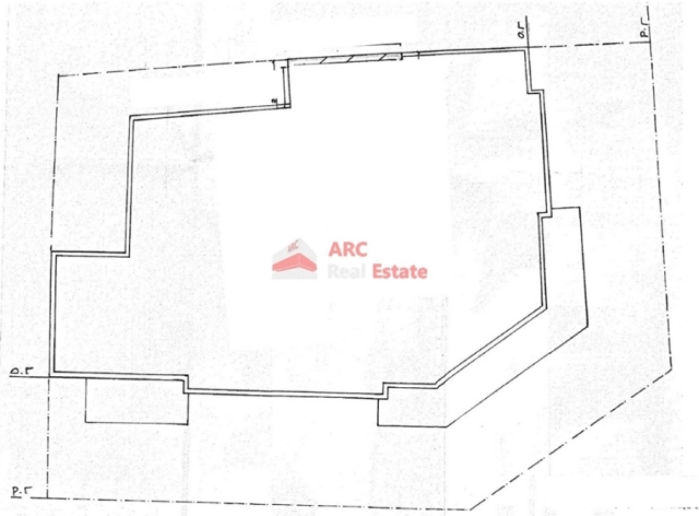 (For Sale) Land Plot for development || Athens Center/Athens - 287 Sq.m, 420.000€